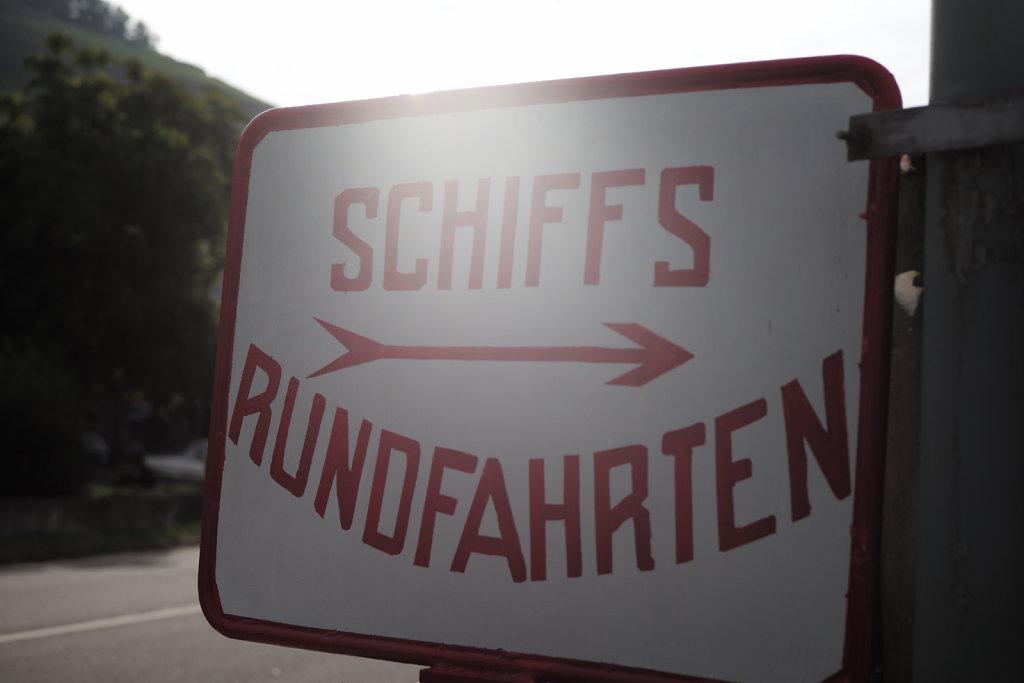 Ausflug nach Bingen am Rhein