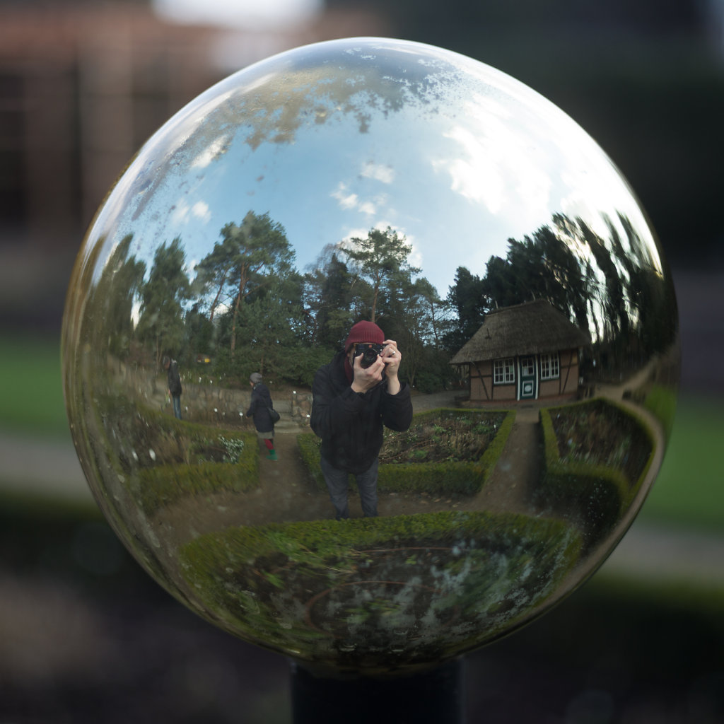 selfie ball